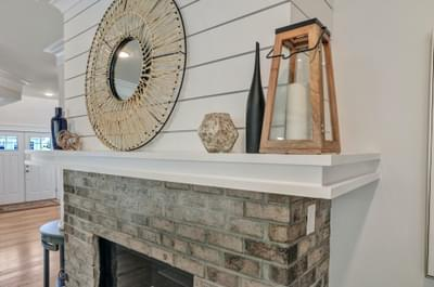 CraftMaster -  Mason Gas Fireplace