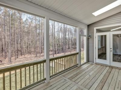 CraftMaster -  Townsend IV Screened-In Porch