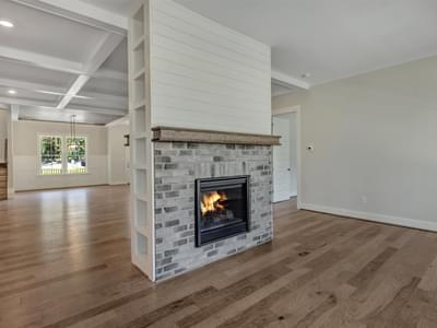 CraftMaster -  Blakely Custom Fireplace (Sunroom)