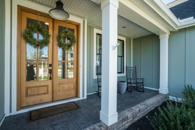 CraftMaster -  Townsend Grand Front Porch