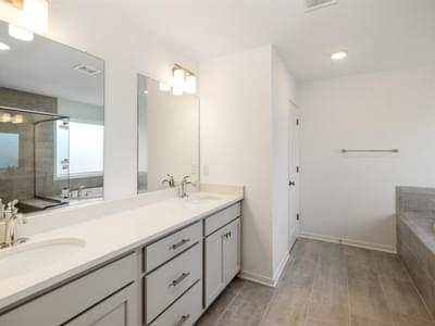 CraftMaster -  Winchester Owners Bathroom