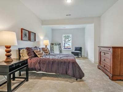 CraftMaster -  Winchester Optional Basement Bedroom