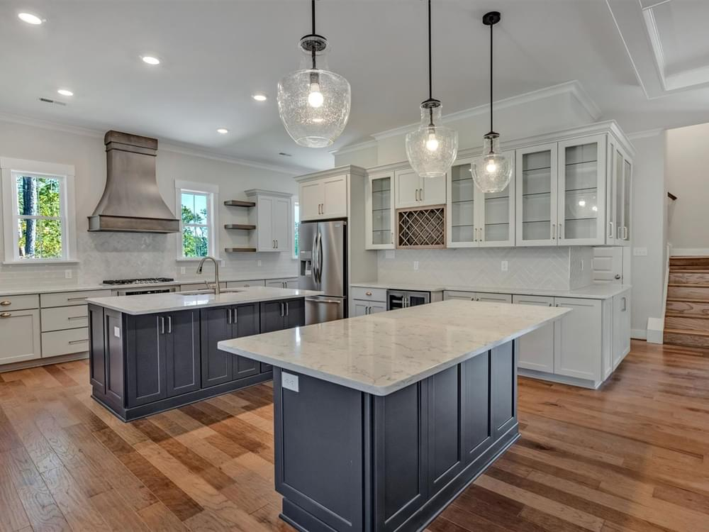New Home Know How: Kitchen Islands