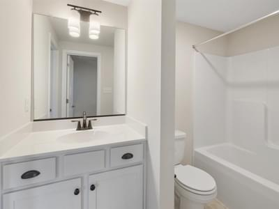 CraftMaster -  Maddison II Basement Bathroom